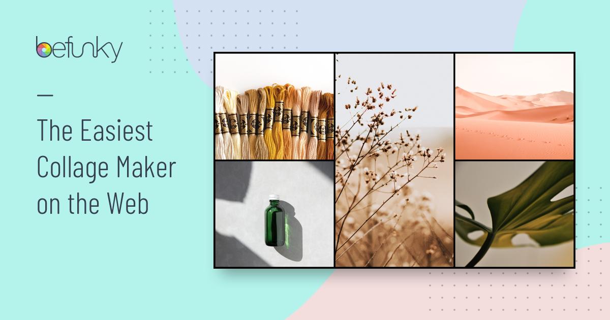 Ongebruikt Collage Maker | BeFunky: Create Photo Collages ZT-17