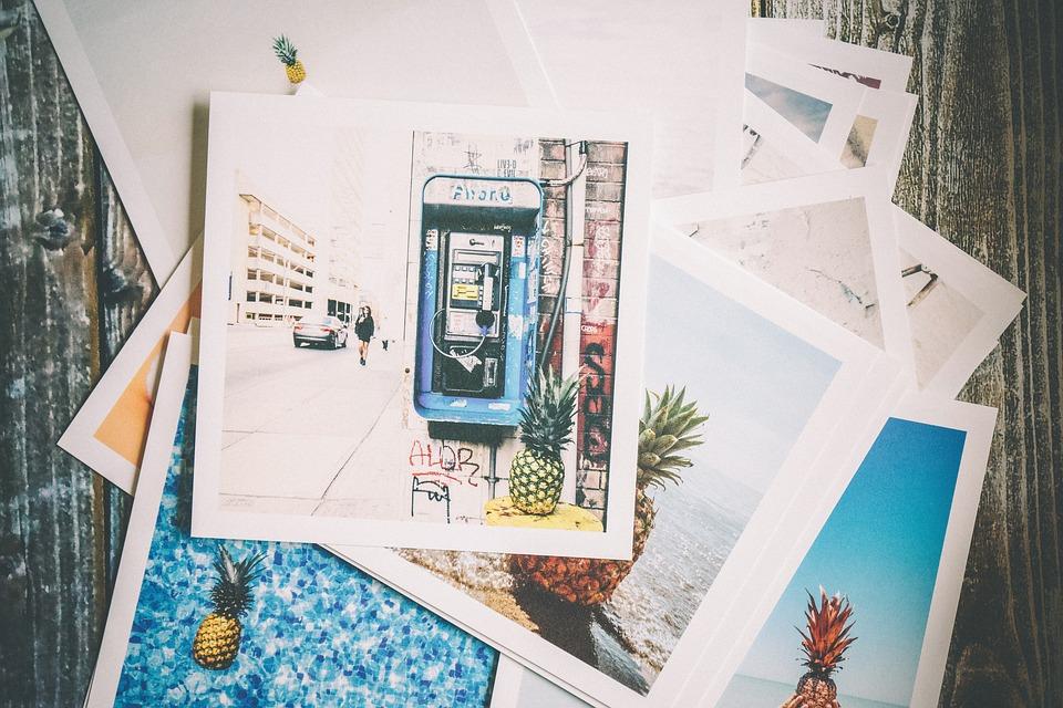 how to create textured photos