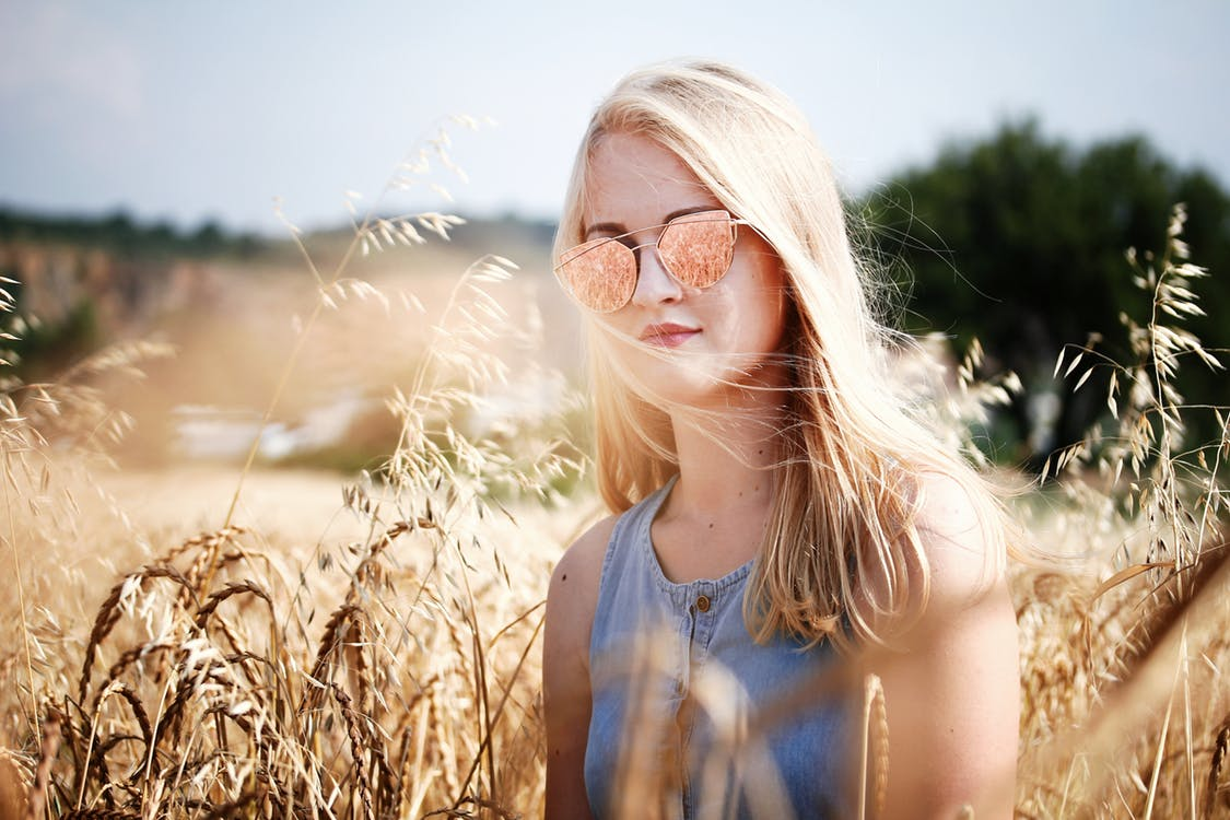 how to edit portrait photography with BeFunky