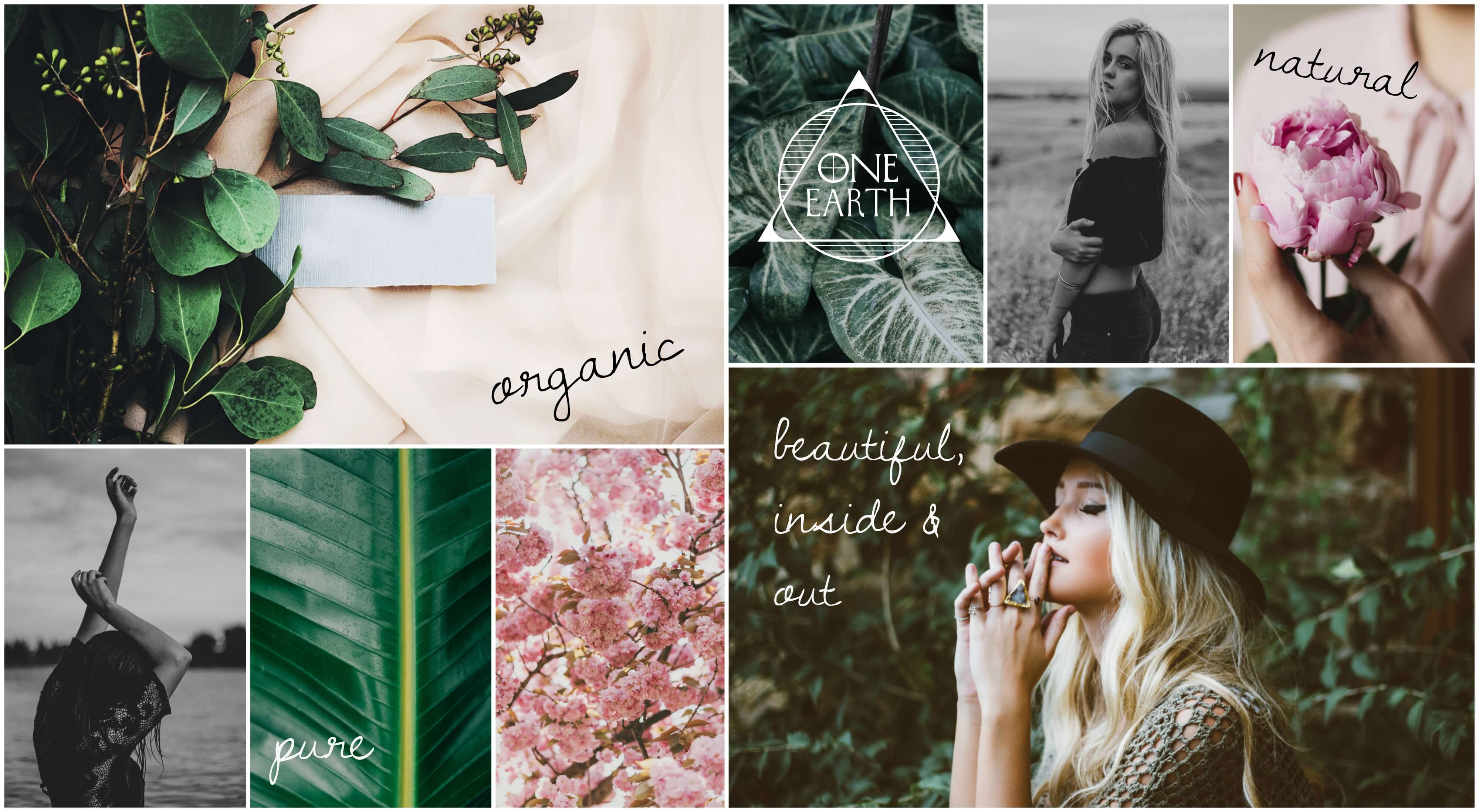 How to make DIY moodboards