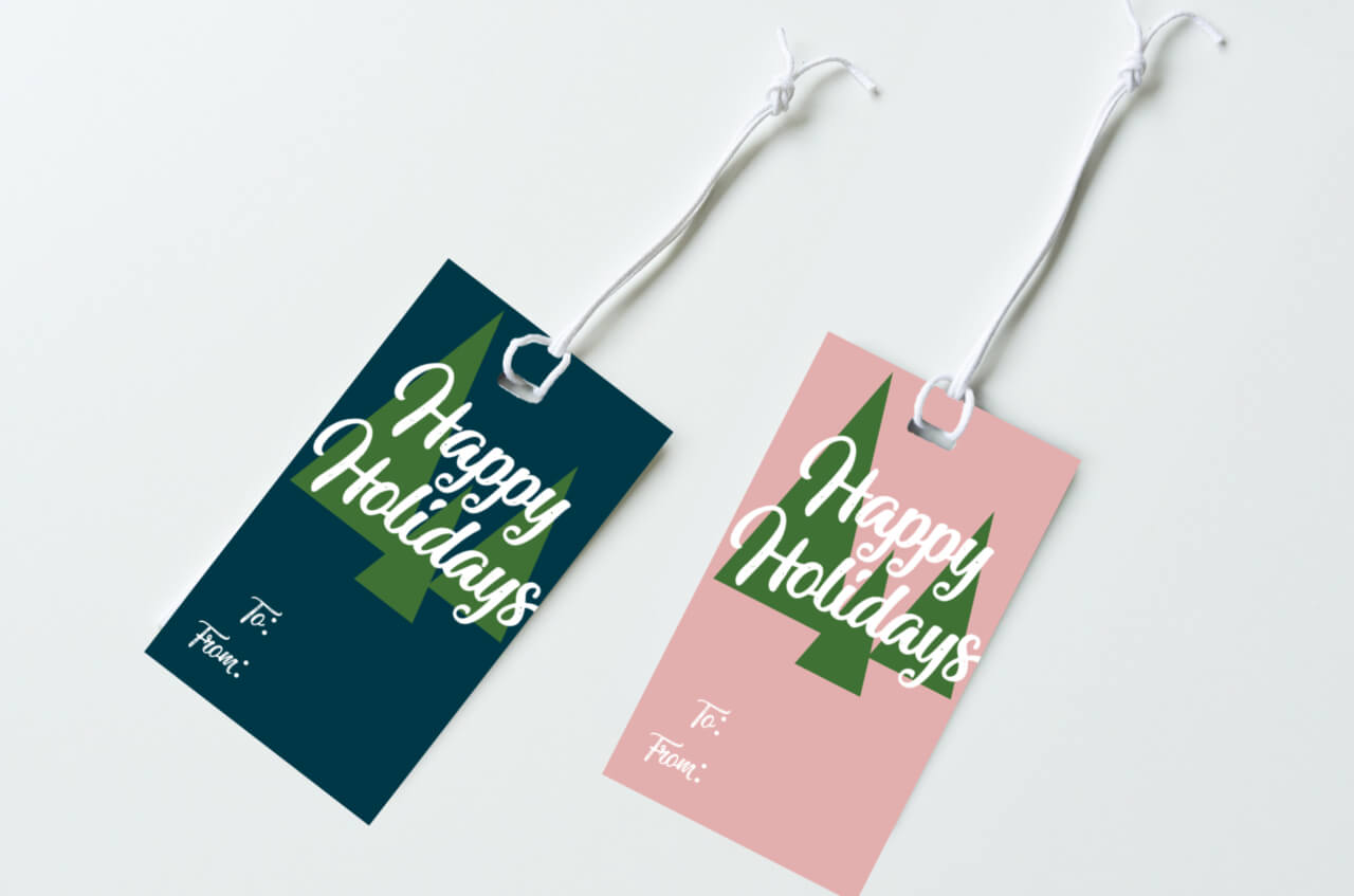 Custom Holiday Gift Tags You Can Diy Learn Befunky