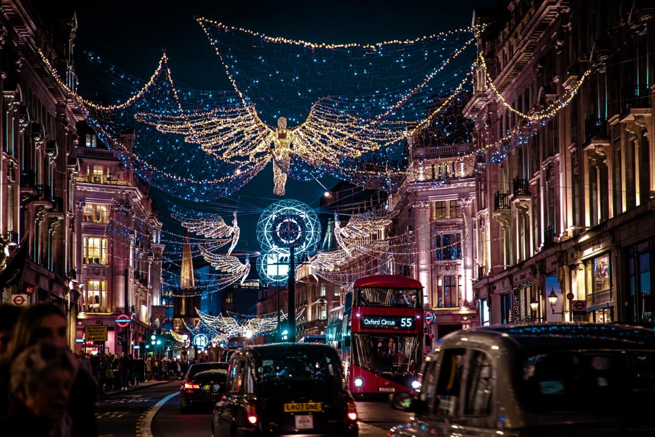 how to take photos of christmas lights
