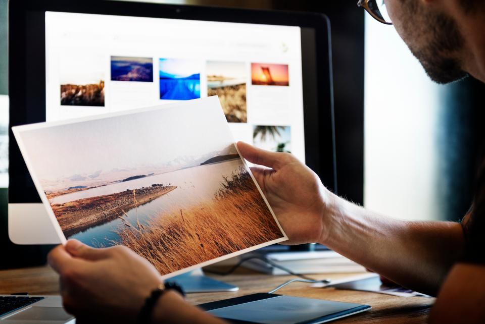 photo printing guide by BeFunky