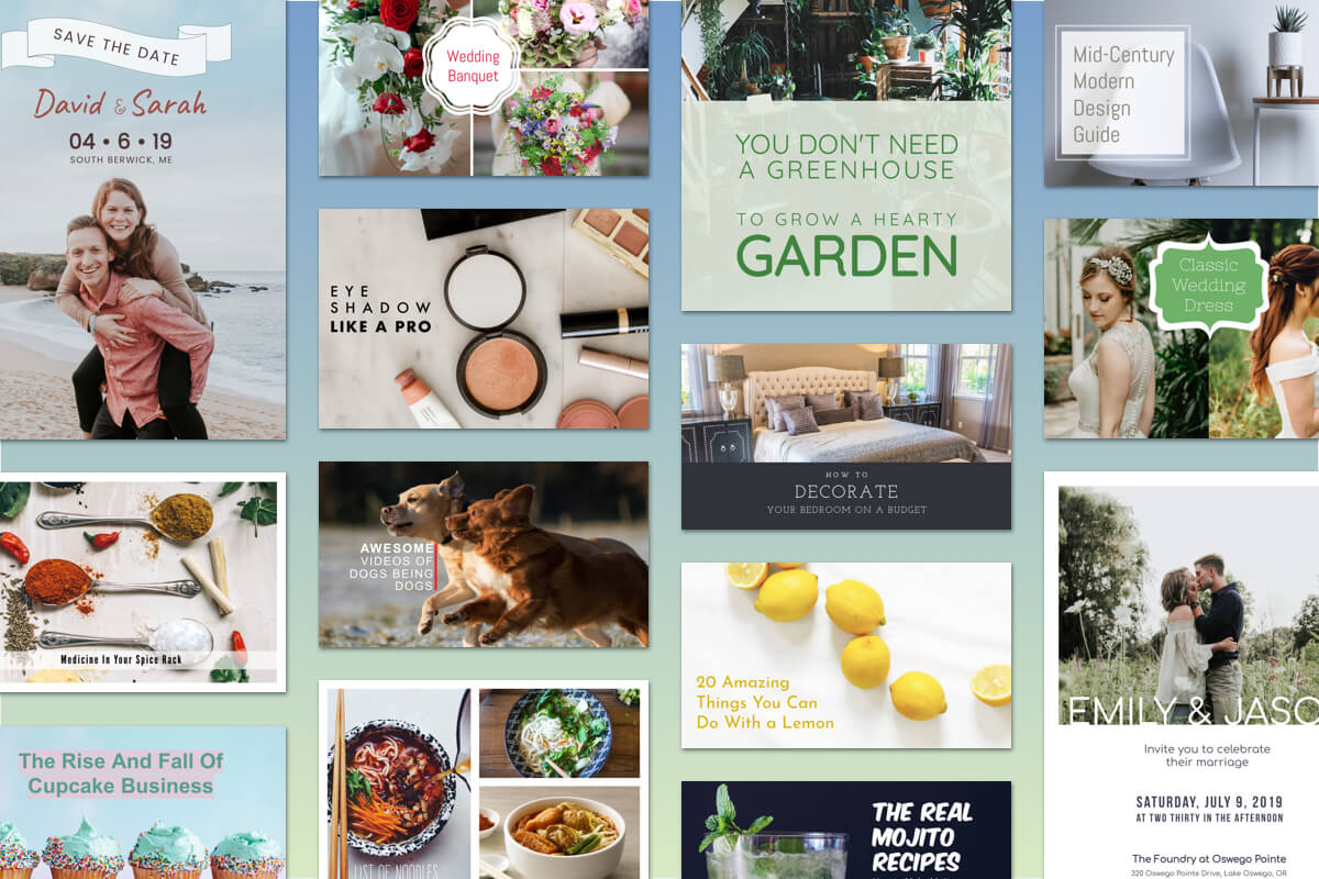 free design templates by BeFunky