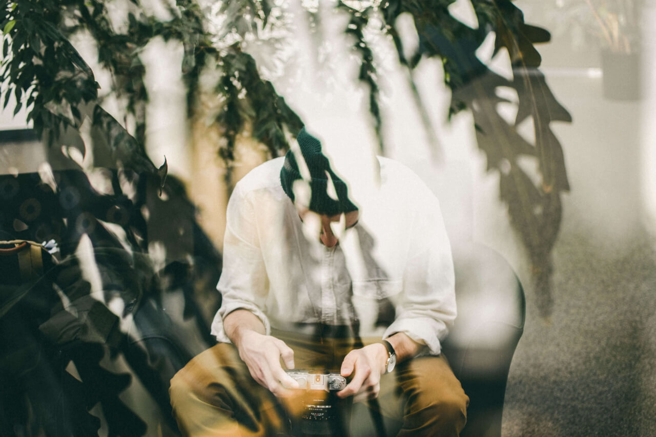 blend modes for double exposure photography