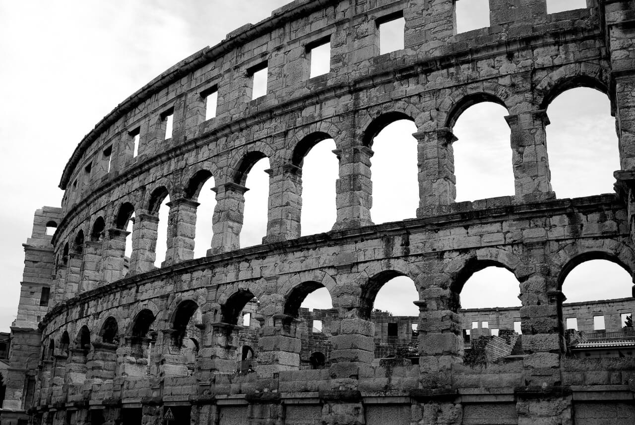colliseum in rome