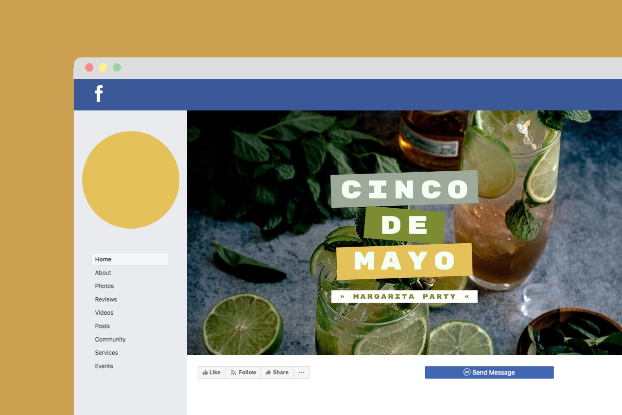 how to design facebook event cover templates