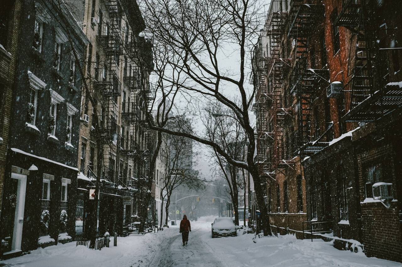 best photo effects for enhancing winter photography